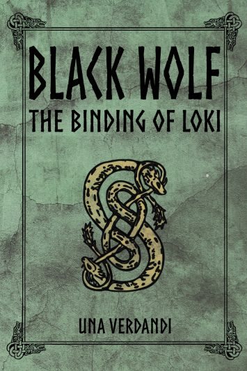 Black Wolf book cover
