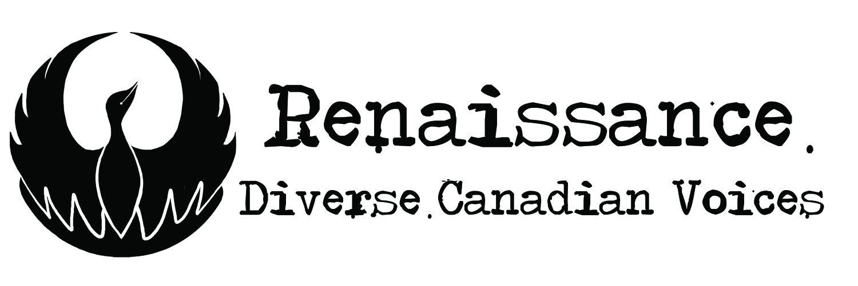 Renaissance logo: Diverse Canadian Voices