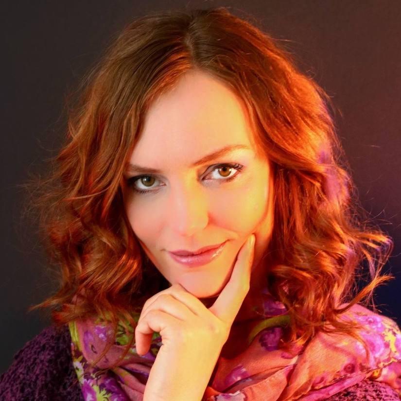 Author Kaitlin Caul