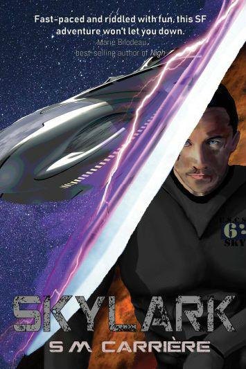 Skylark book cover