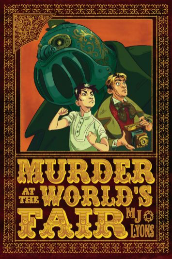 Cover for Murder at the World's Fair